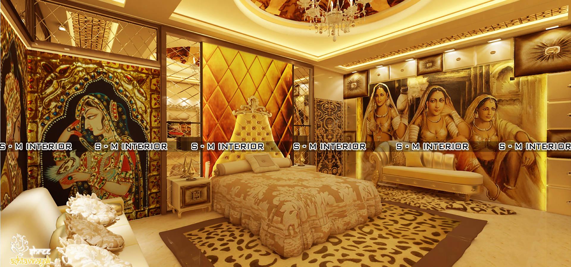 Shubh Mania Interior