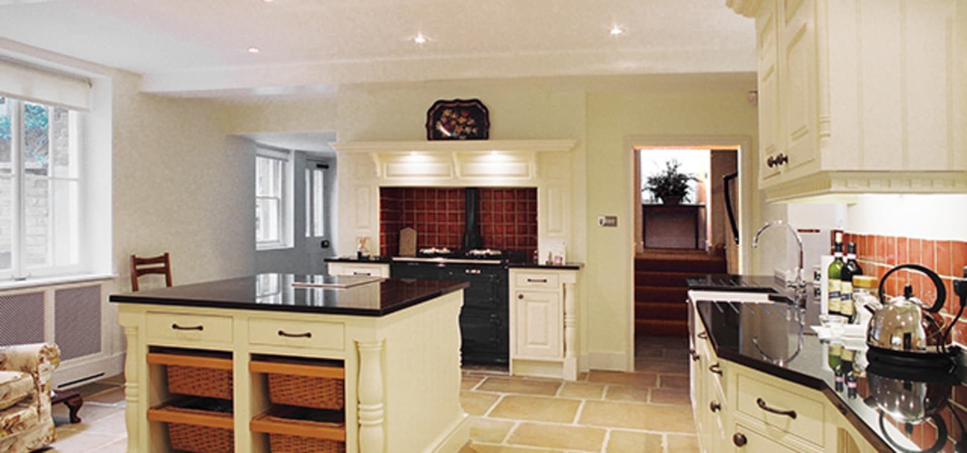 David Haugh Bespoke Kitchens Design