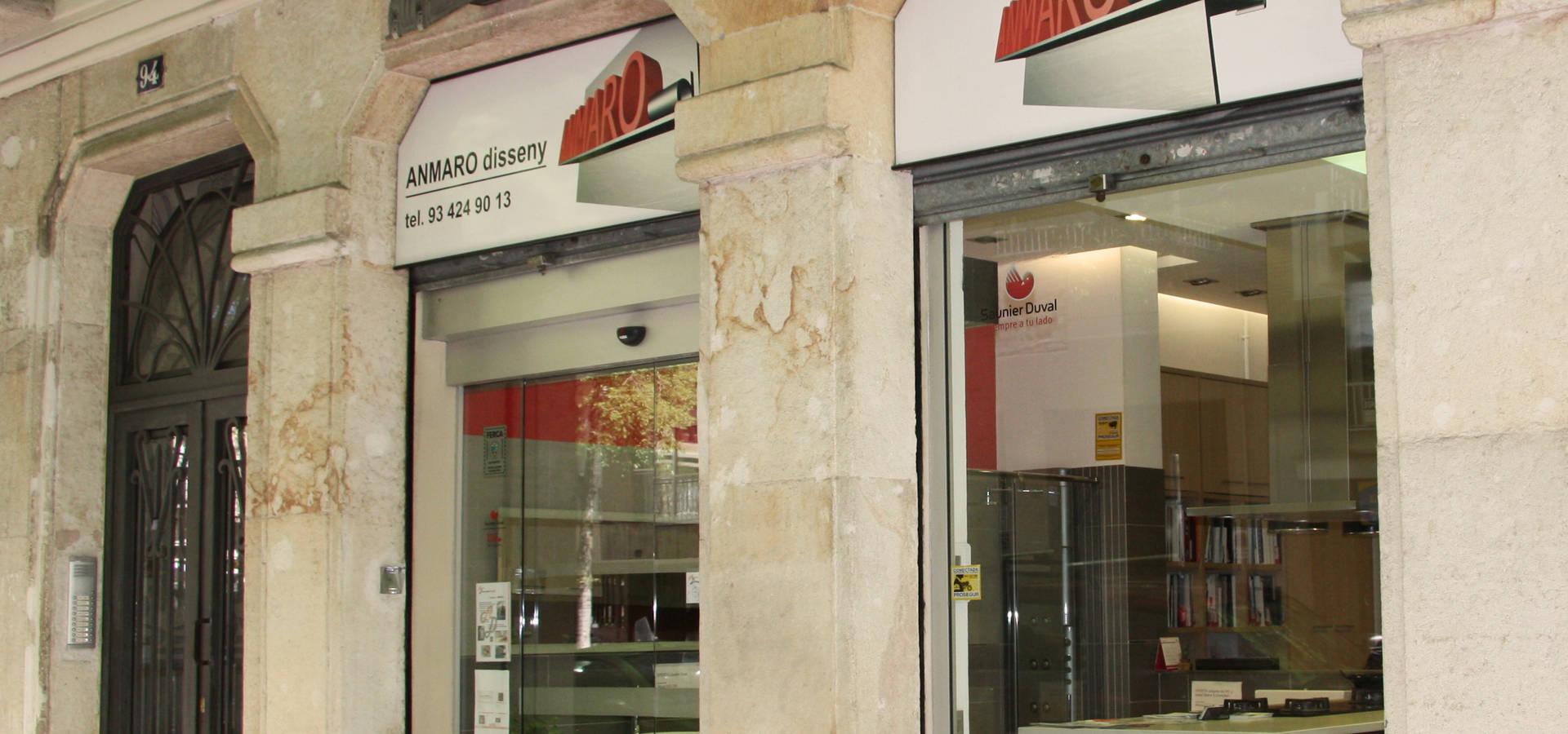Exposici n de cocinas y ba os por anmaro instalaciones y - Instalaciones y reformas ...