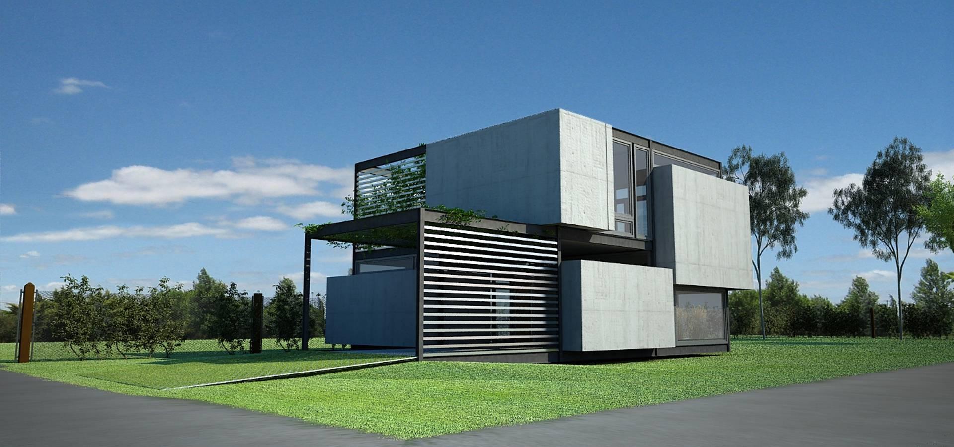 metodokit – vivienda suburbana