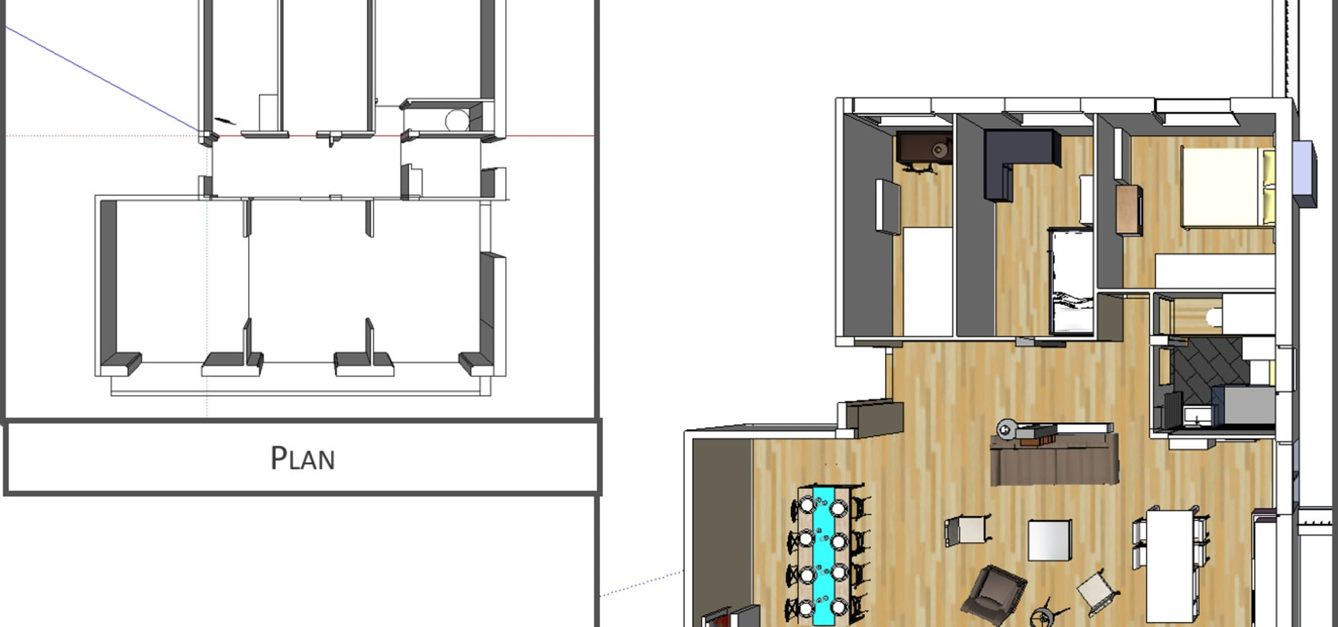 kutch architecture int rieur architectes d 39 int rieur billom sur homify. Black Bedroom Furniture Sets. Home Design Ideas