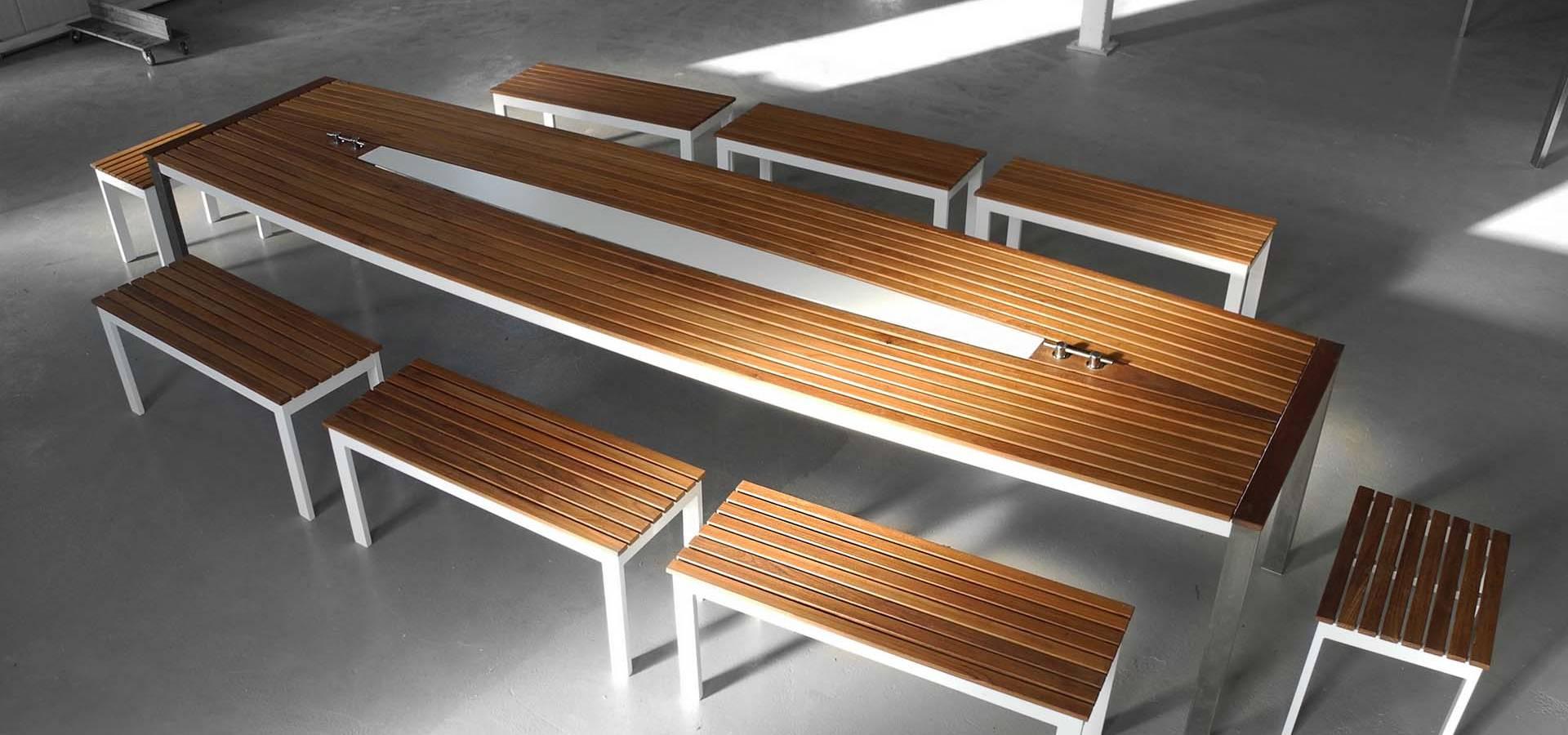 Design möbel stahl  Stahlzart® : Möbel & Accessoires in Großröhrsdorf   homify