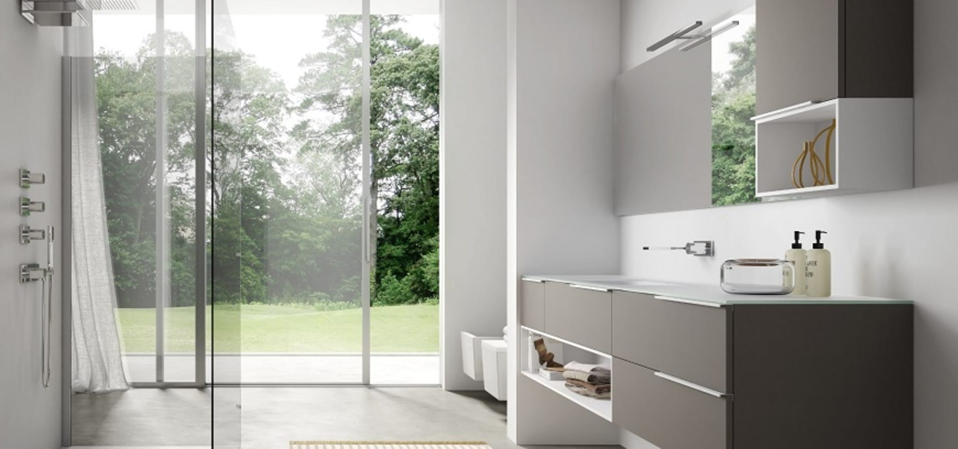 Arredo bagno moderno von Arredo Bagno Milano | homify