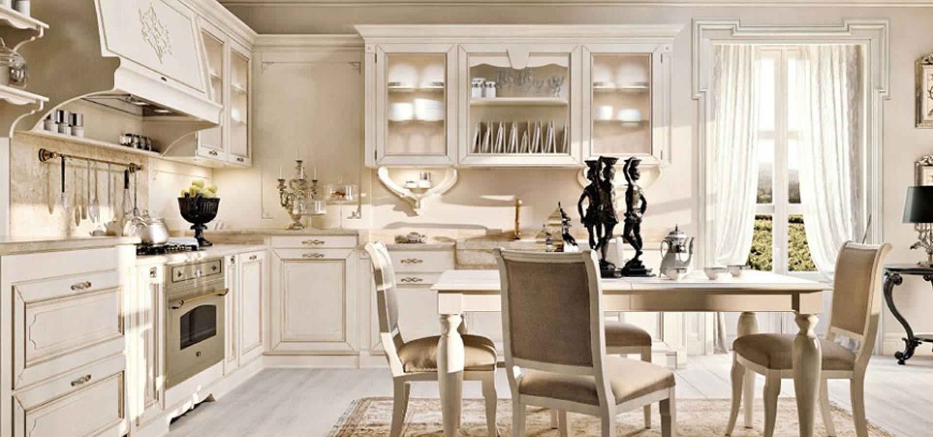 Cucine roma mobili accessori a roma homify for Cucine classiche