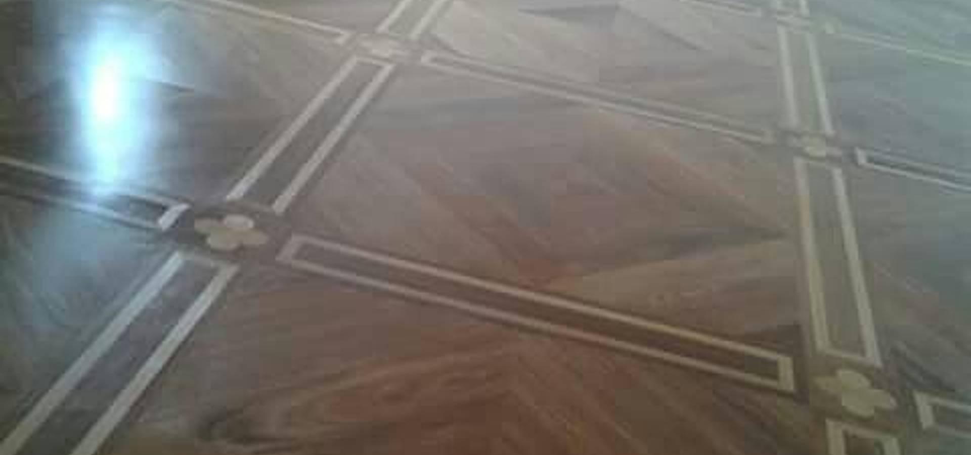 RPM Raspagem de piso de madeira