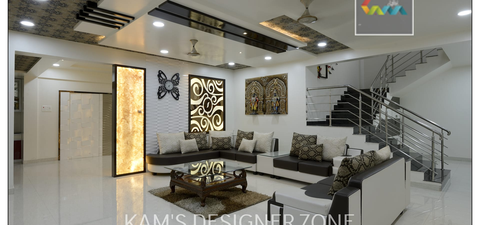 Kam39s designer zone interior designers decorators in for Interior design kitchen in pune