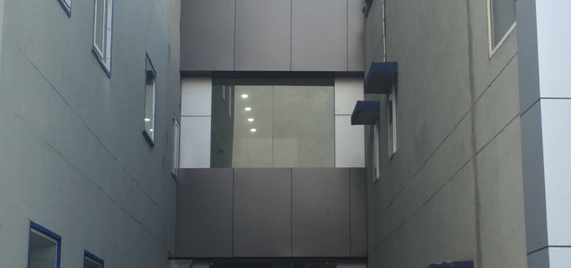 Modern Glazing Systems