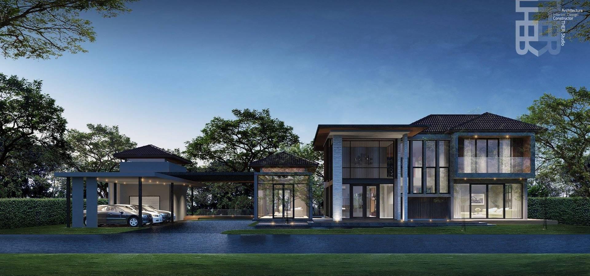 THER Studio Architect Design co.,ltd