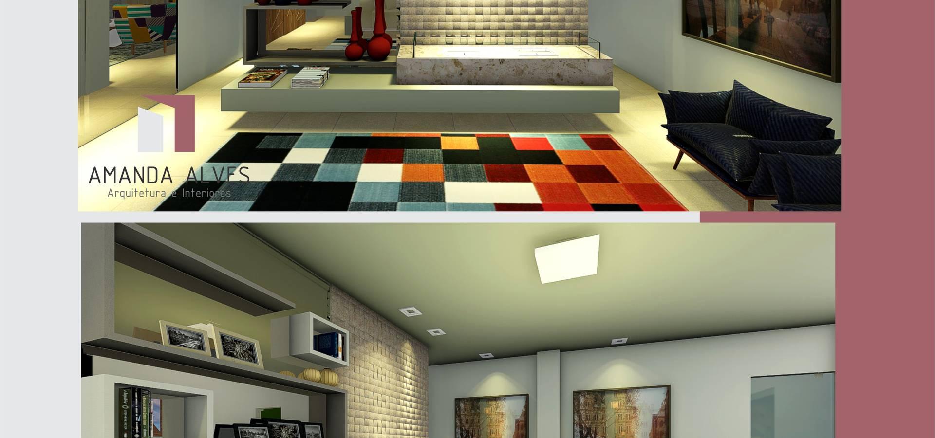 Amanda Alves Arquitetura e Interiores