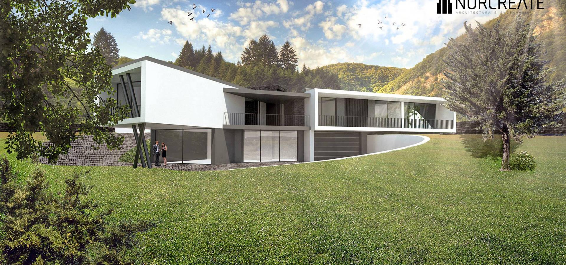 NORCREATE—Arquitectura & Engenharia