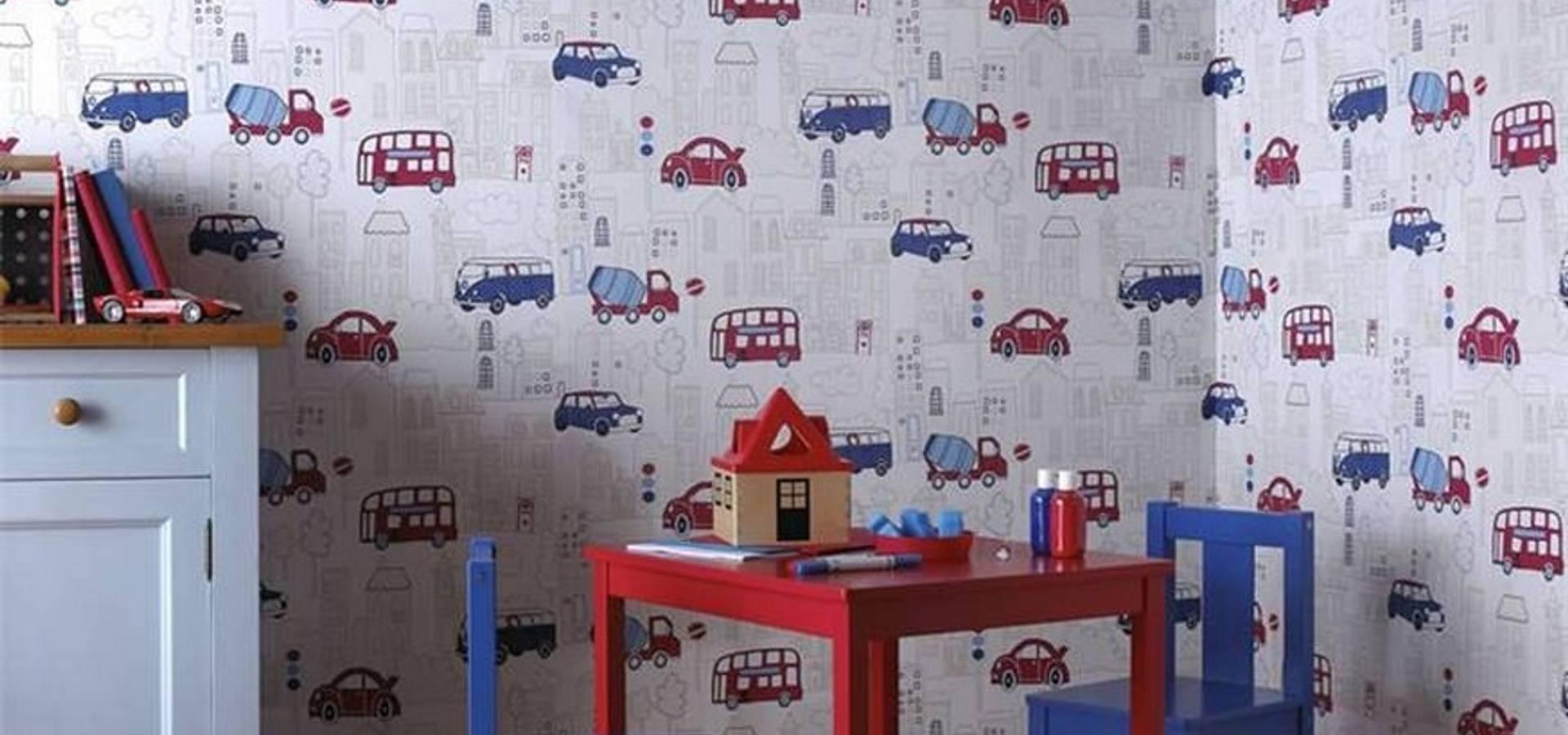 Papel pintado de rayas de papel pintado para paredes - Papel pared rayas ...