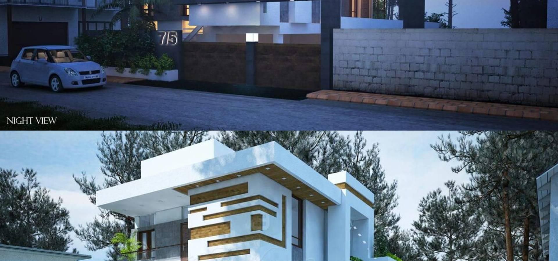 Anutham Architecture studio