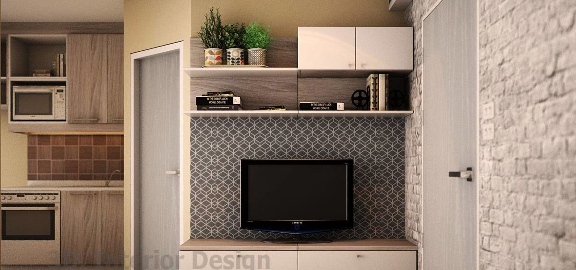 3D. Interior Design