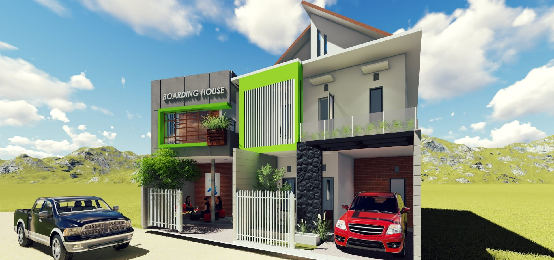 APARCH architecture and design