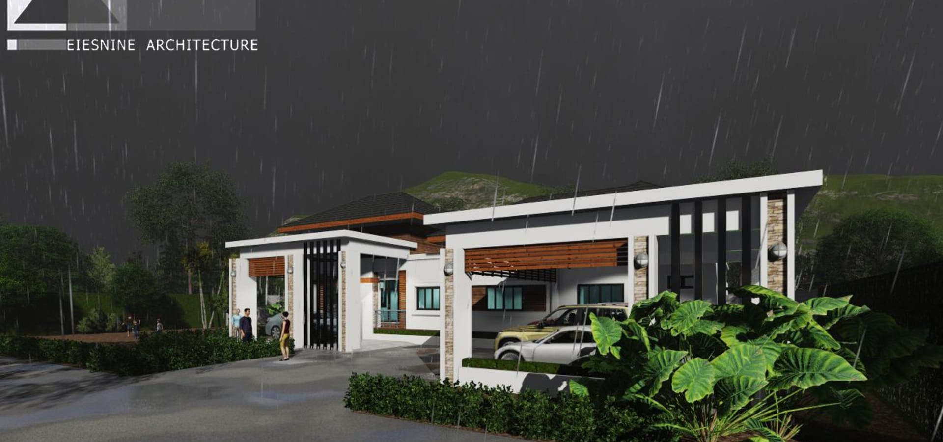 ออกแบบบ้านกับสถาปนิกดี้
