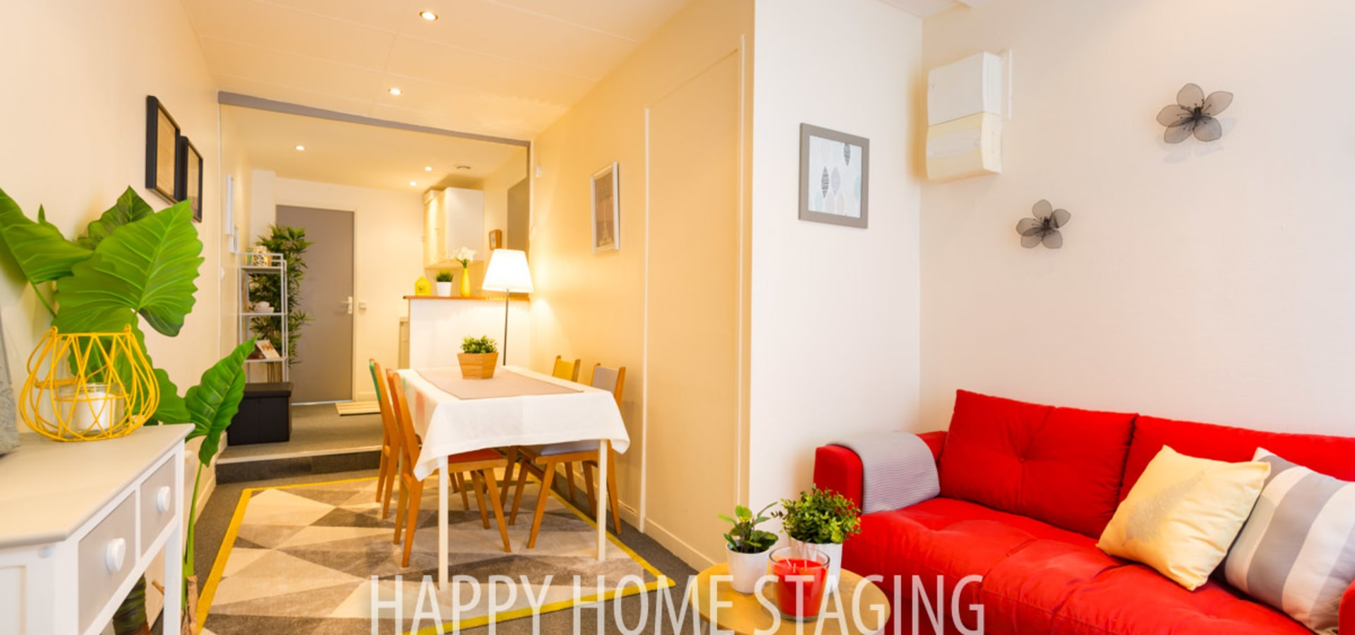HAPPY HOME STAGING