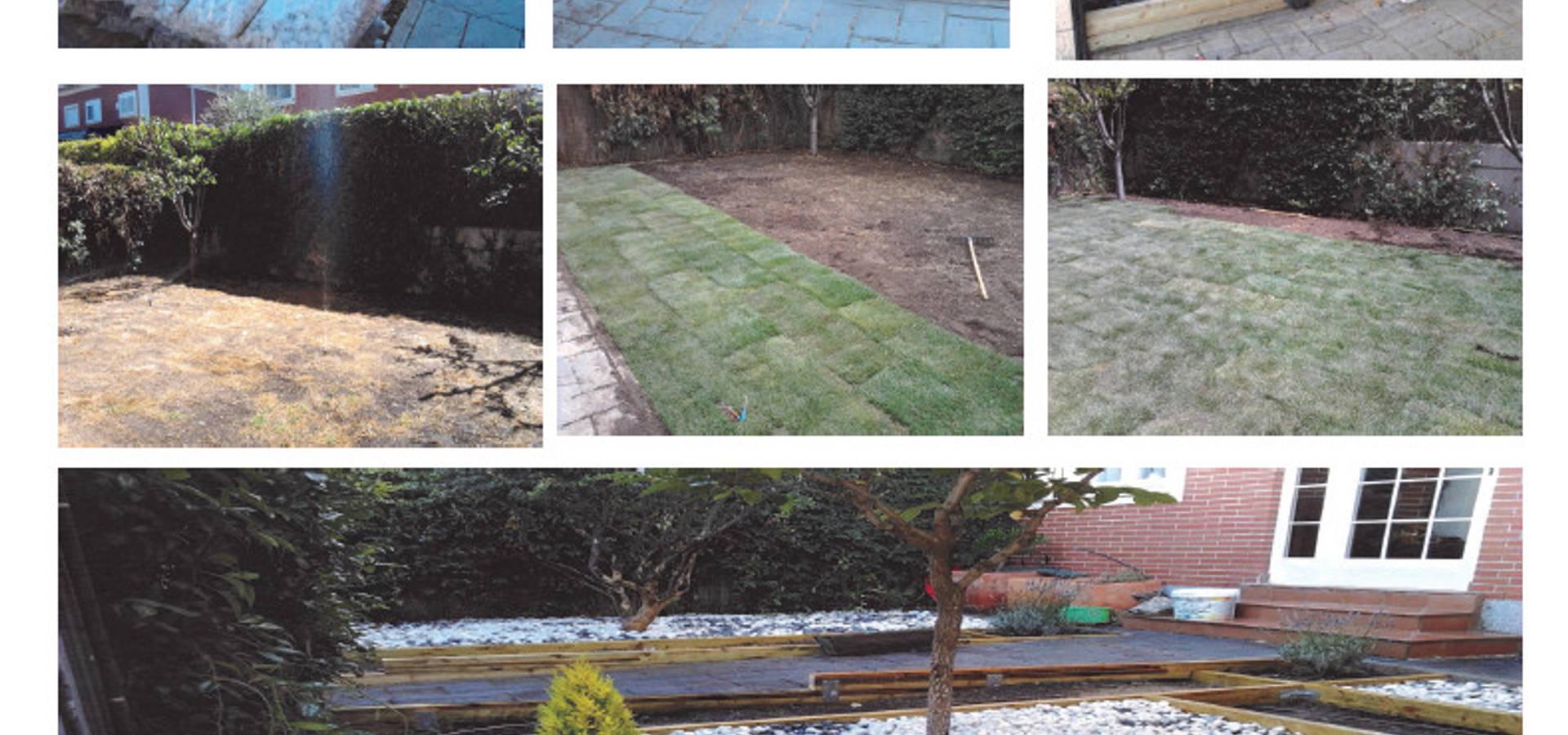 Mantenimiento y Decoración Jardines