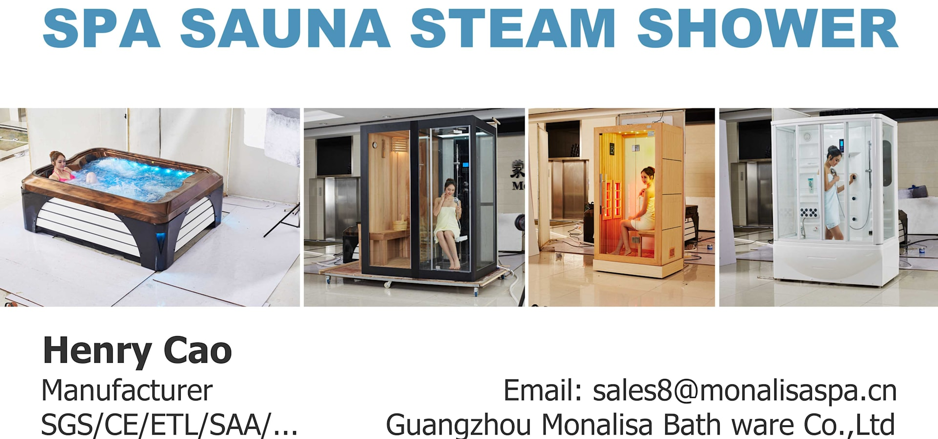 SpaSaunaSteamShower