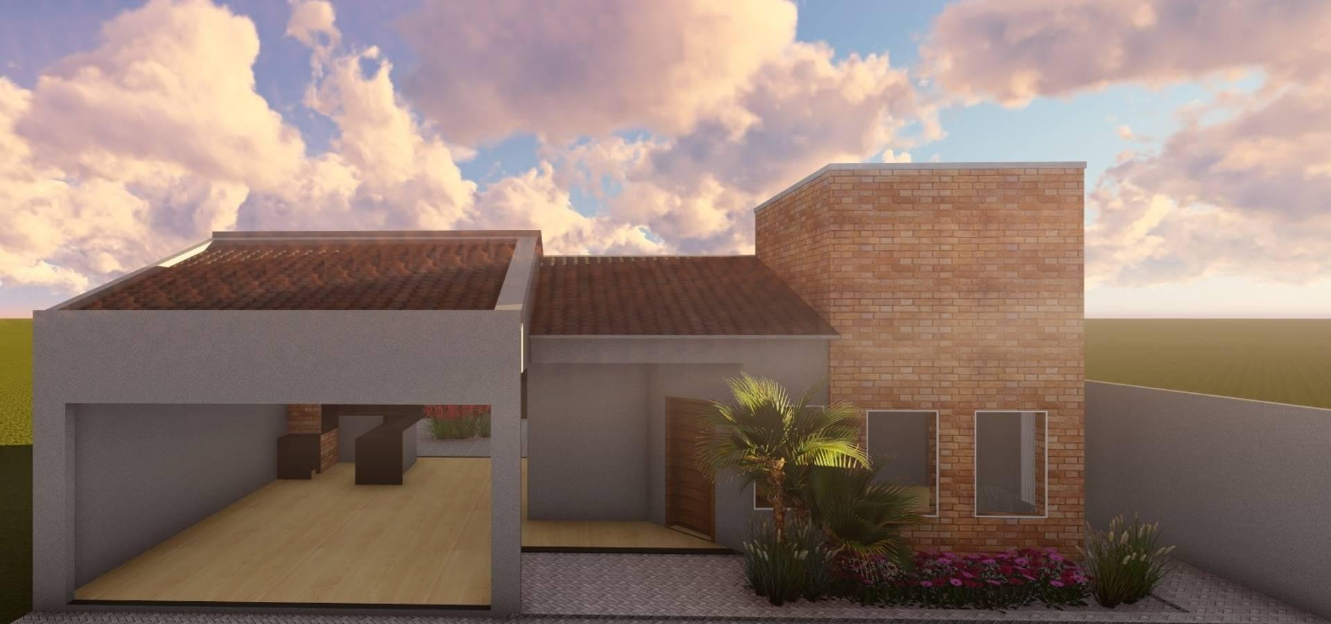 Tauana Rodrigues Arquitetura e Interiores