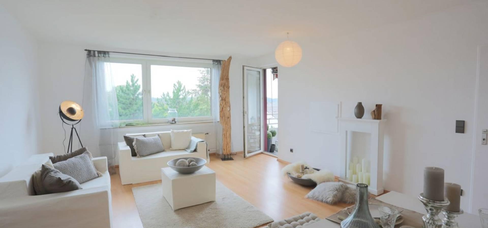 Home Staging Eigentumswohnung zum Verkauf von Leonard ...