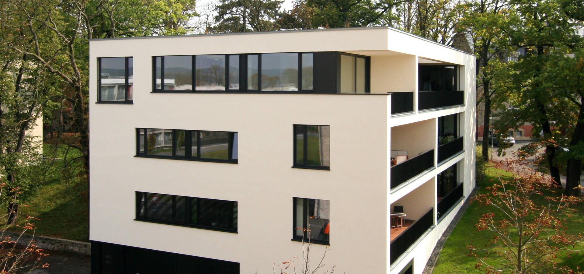 Bauer architektur architekten in weimar homify - Architektur weimar ...