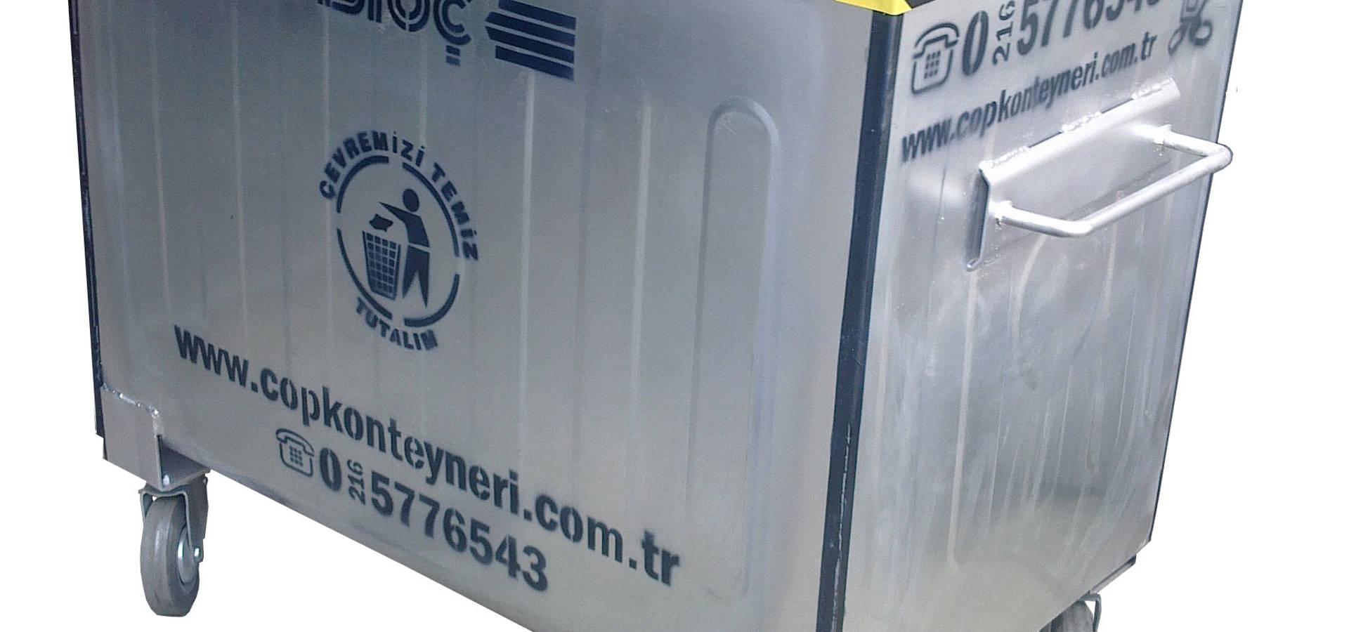 Çöp Konteyneri Waste Container