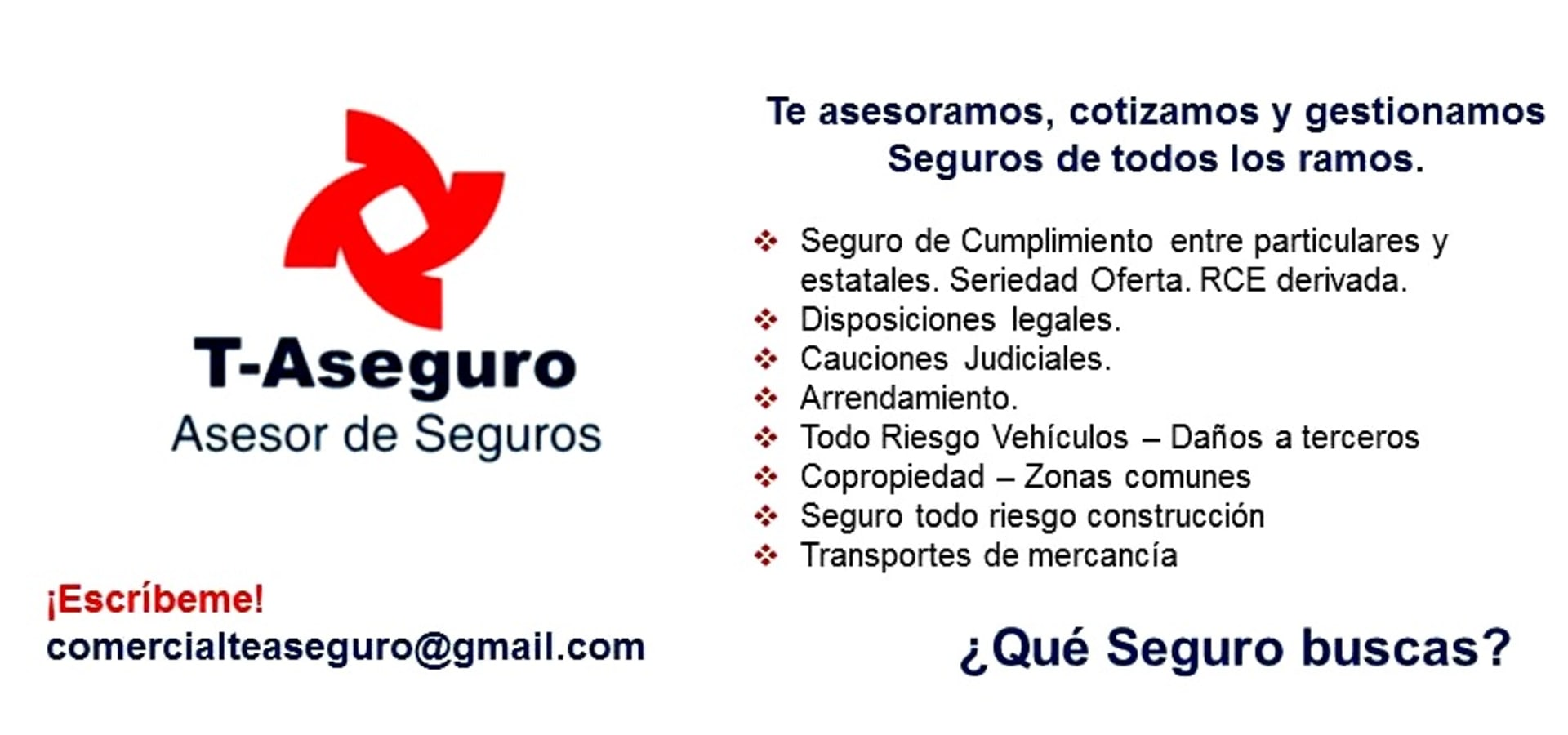T-ASEGURO