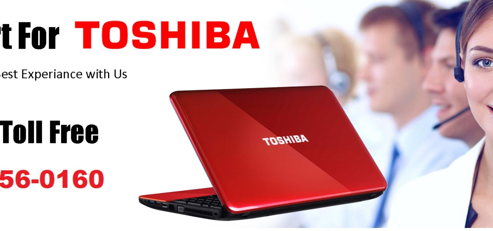 Toshiba Technical Support Service USA  +1-800-256-0160 | Helpline  (Australia Call : +61-180-095-4262)