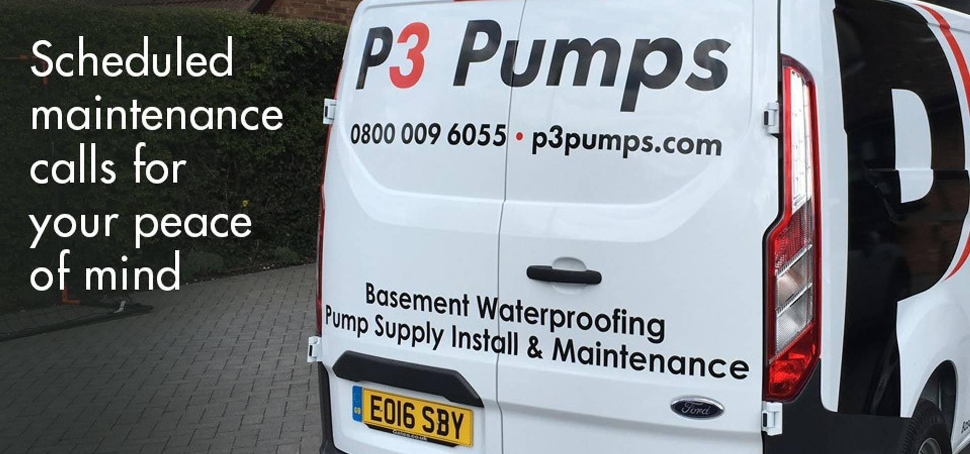 P3 Pumps
