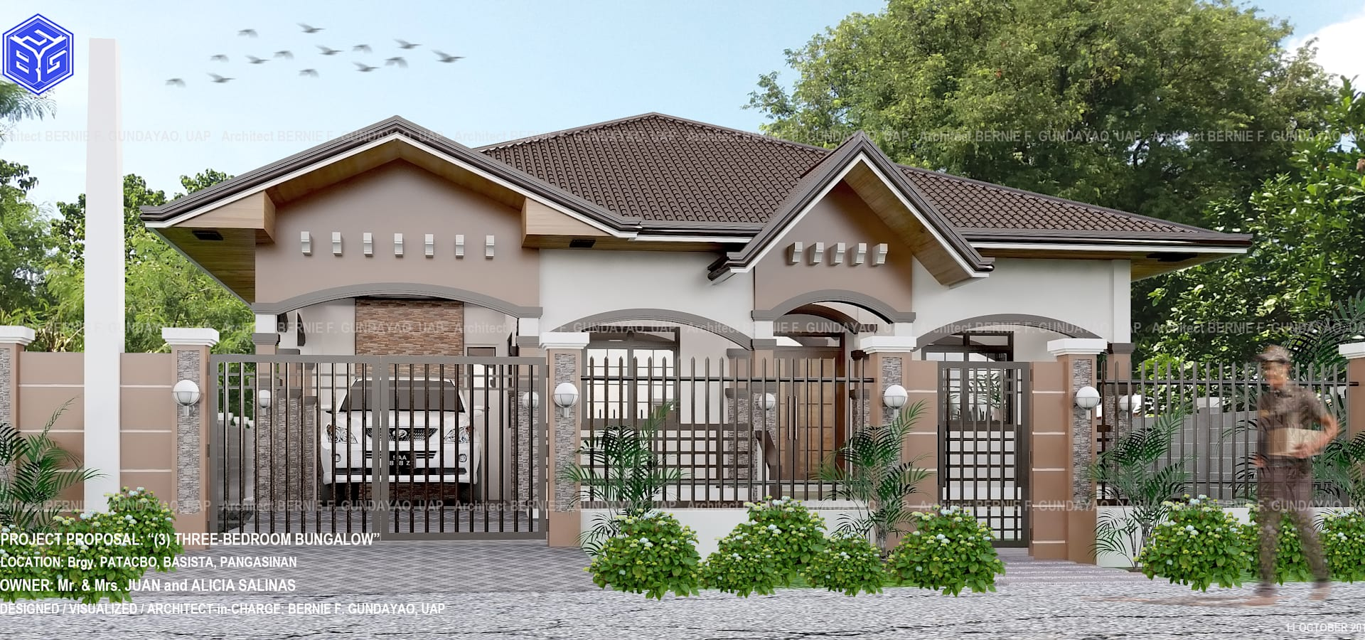 BFgundayao Builders