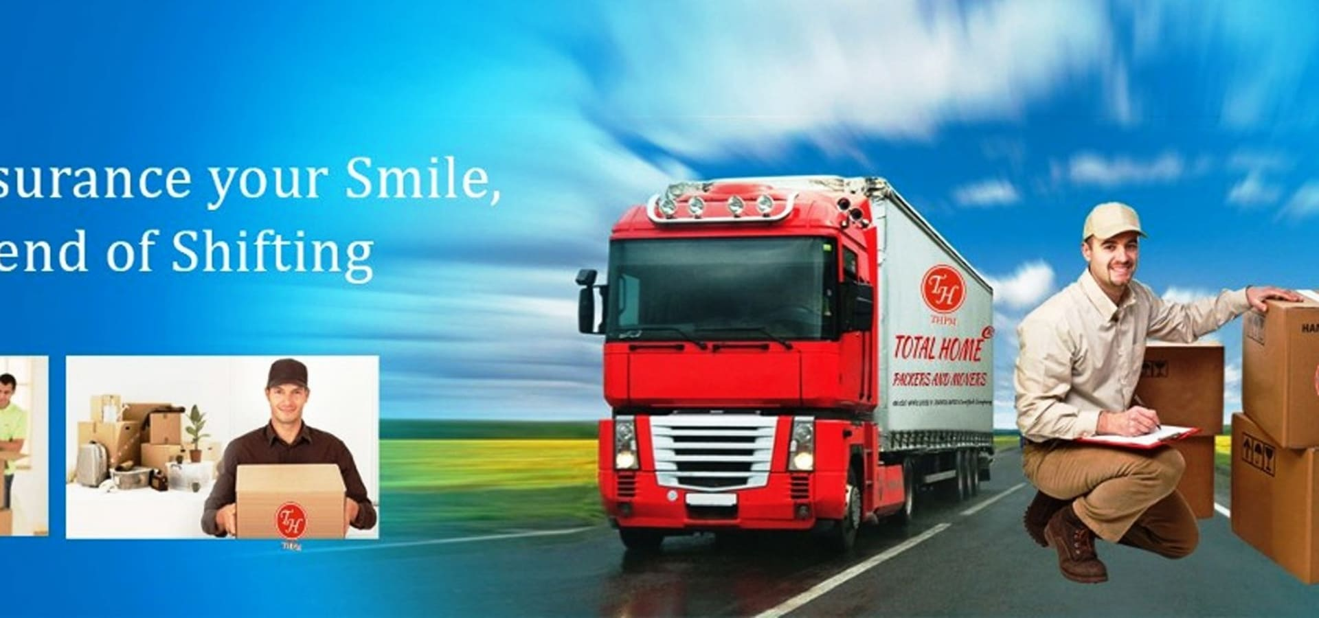 Total Home Packers and Movers