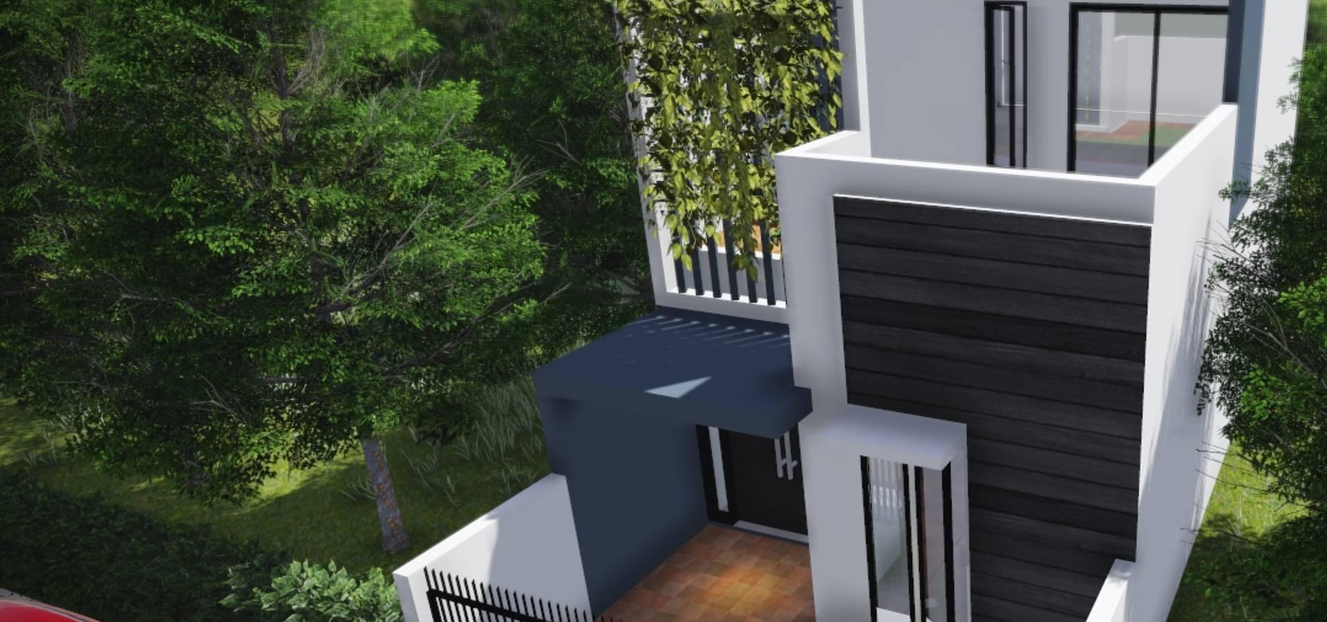 Eco-House Indonesia