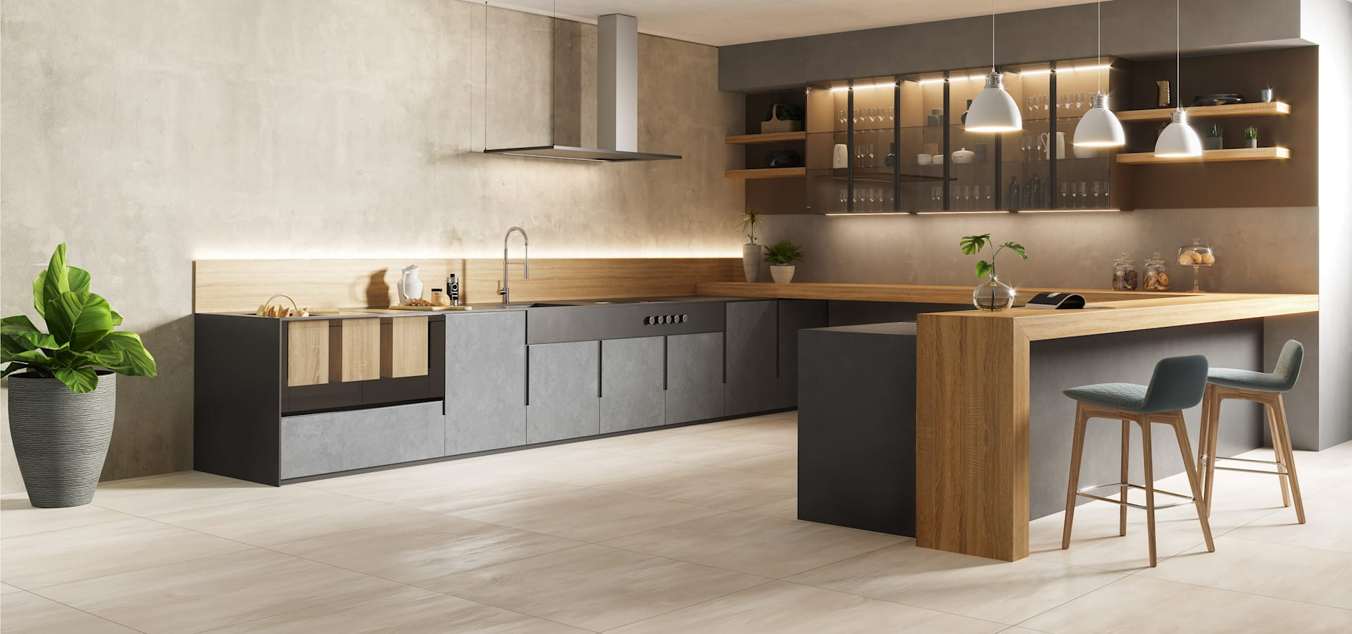 Gonçalrochas – Cozinhas – Love Kitchen