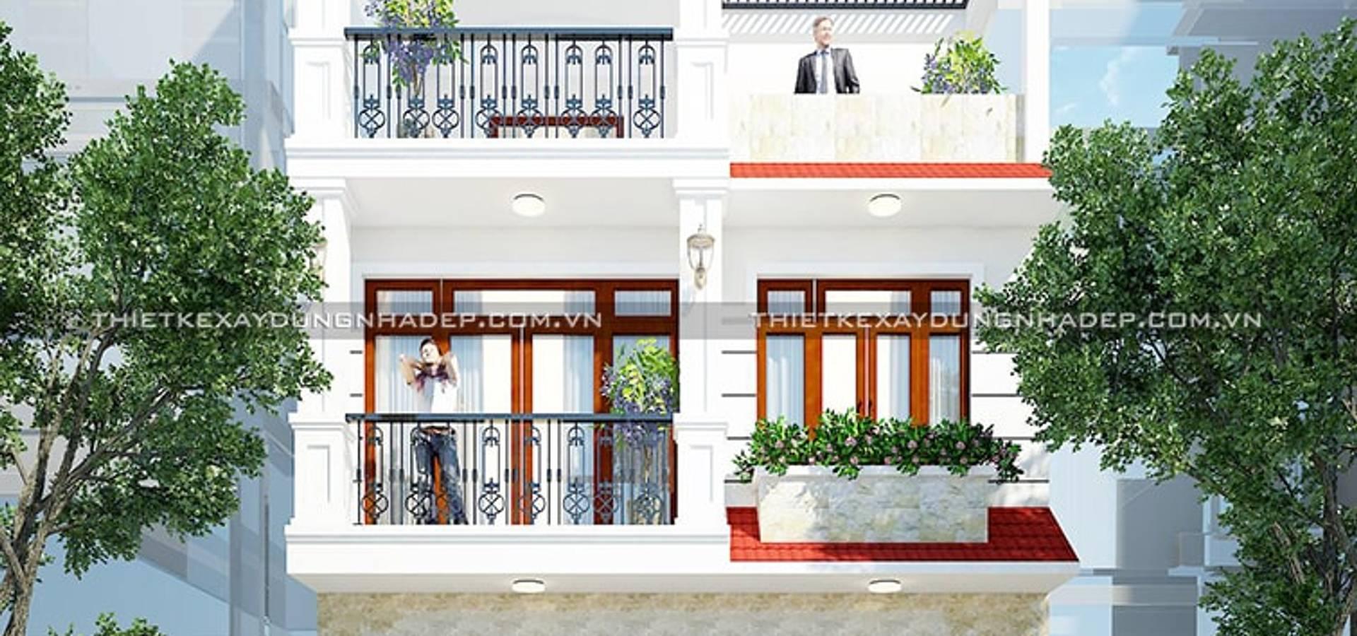 Công ty cổ phần tư vấn kiến trúc xây dựng Nam Long