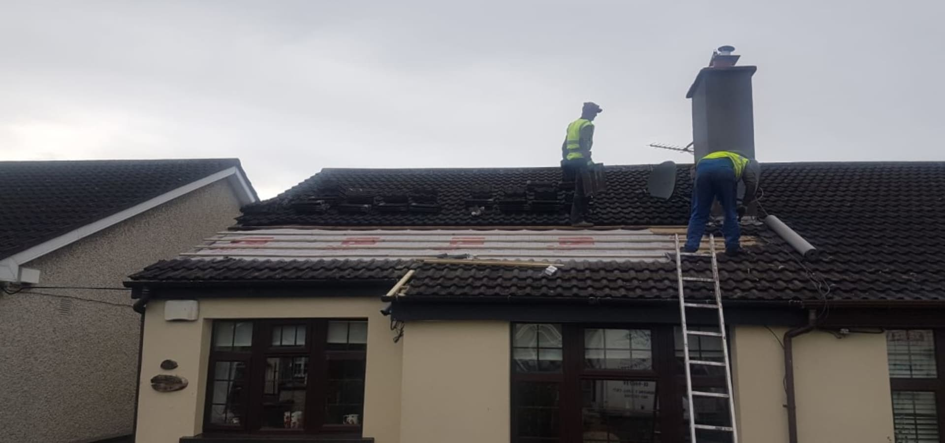 TC Roofers Dublin
