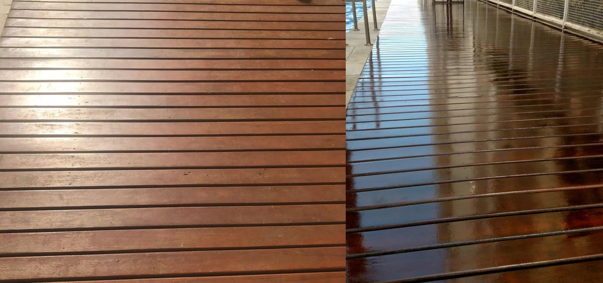 Deck Ambiental