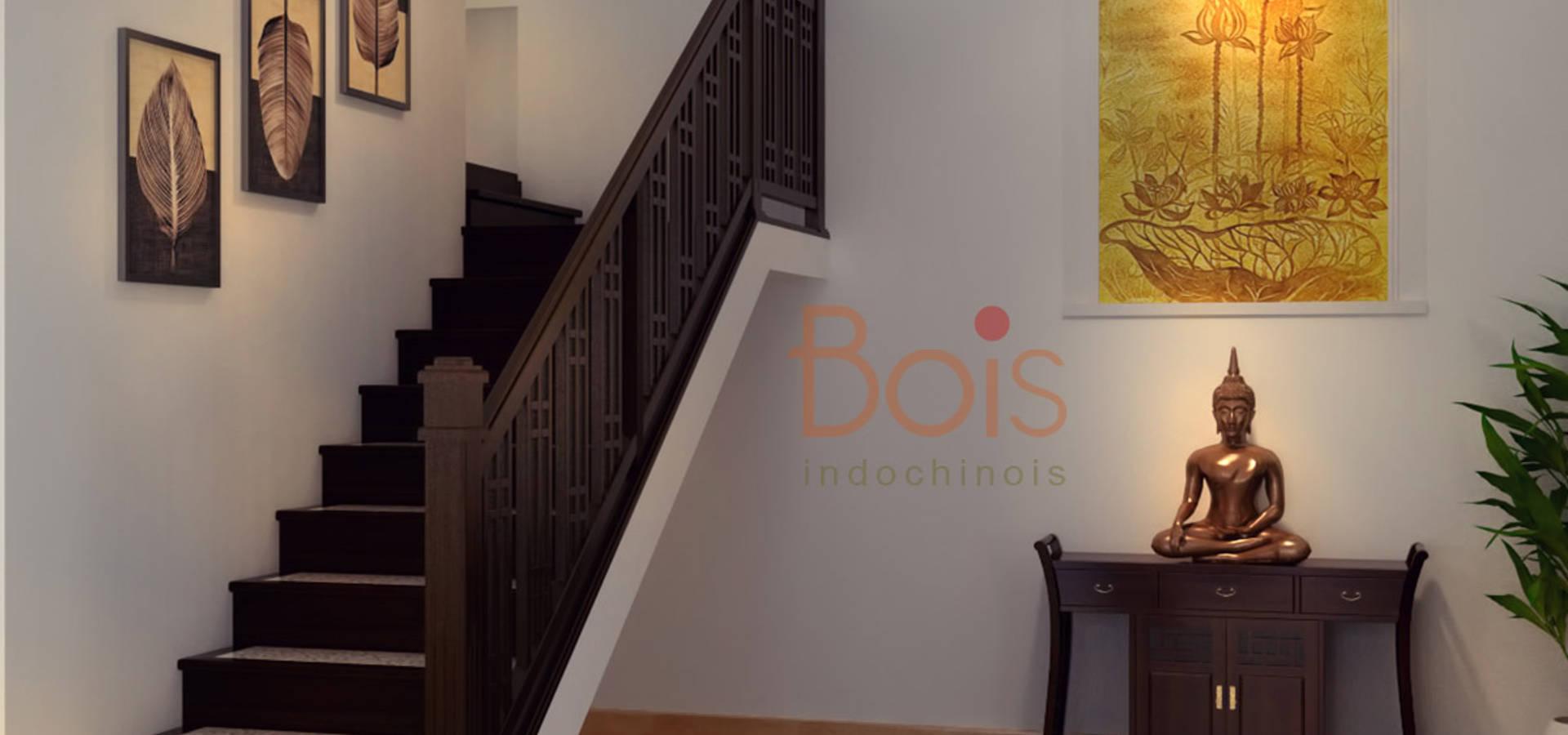Công ty TNHH tư vấn thiết kế kiến trúc và nội thất Bois