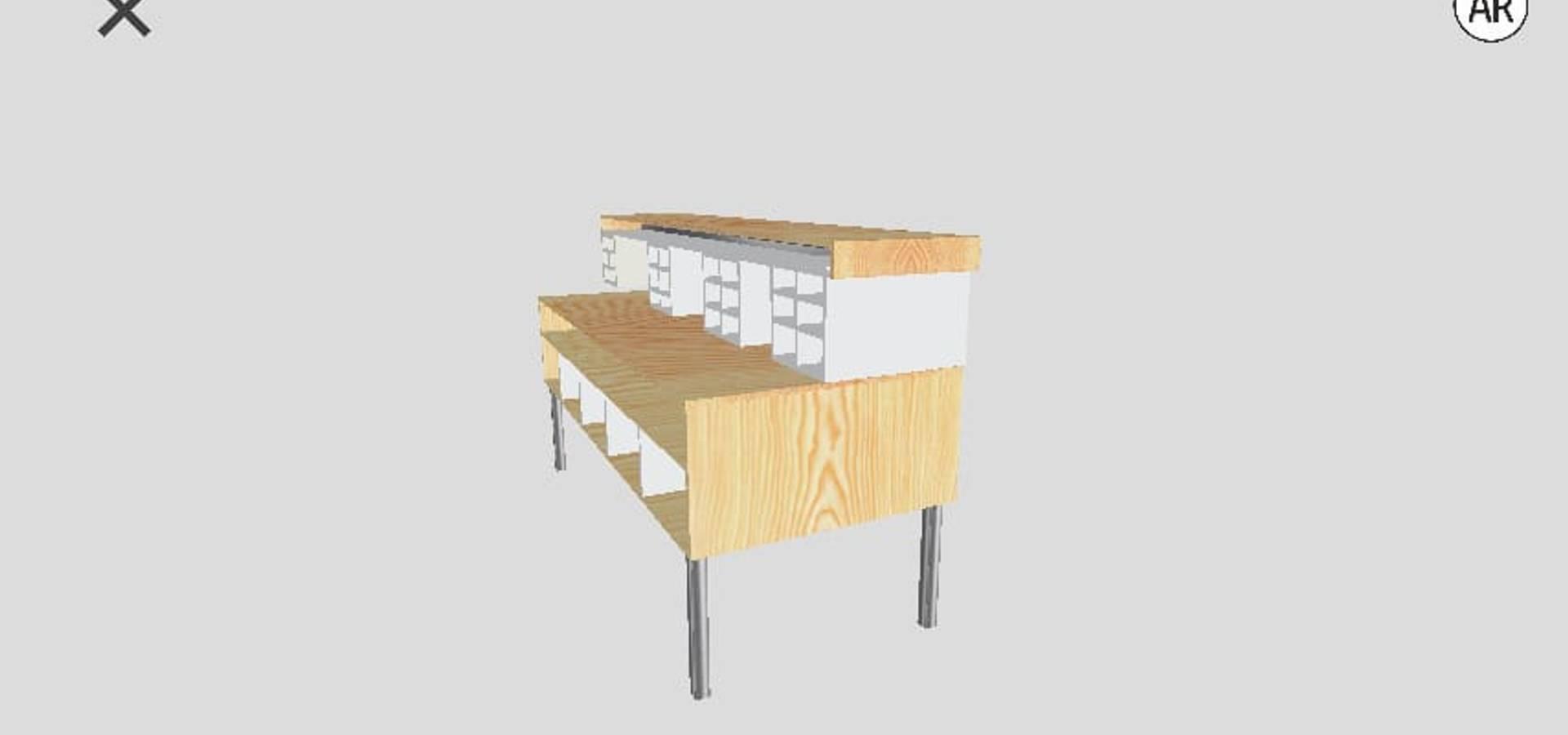 Ébano – Diseño en Madera
