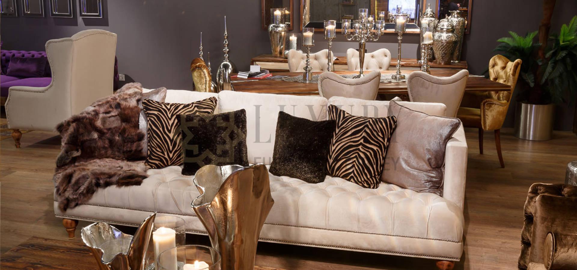 Luxury Furniture Turkey