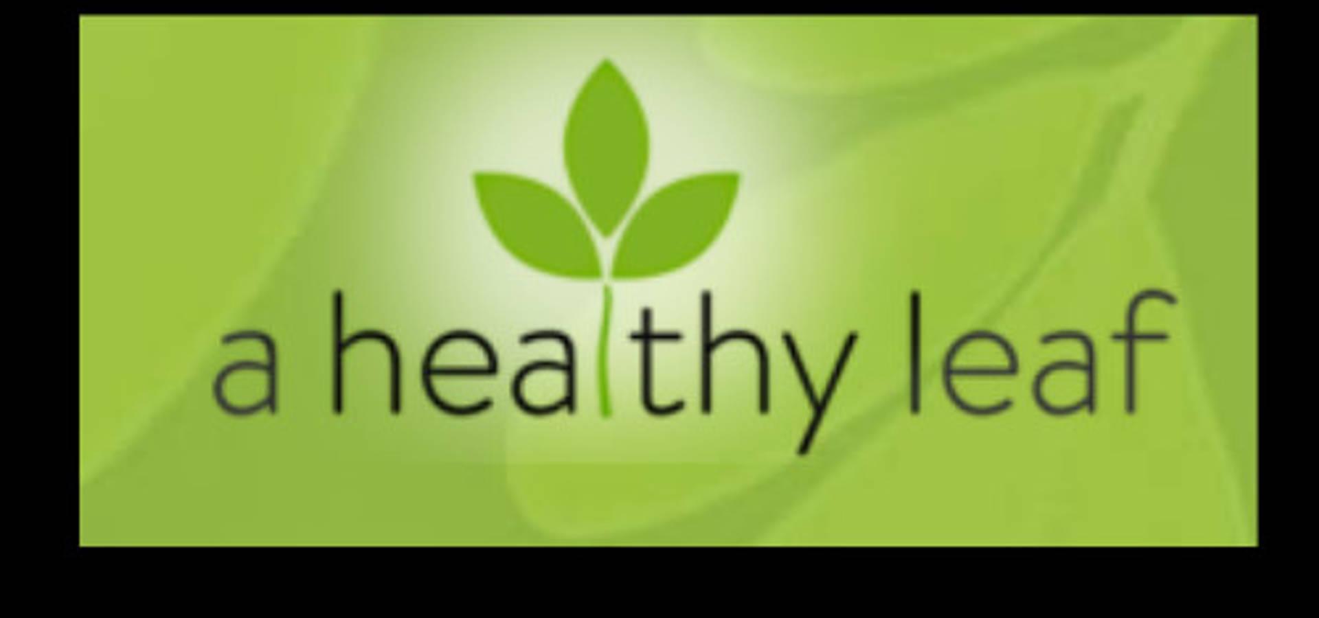 A Healthy Leaf