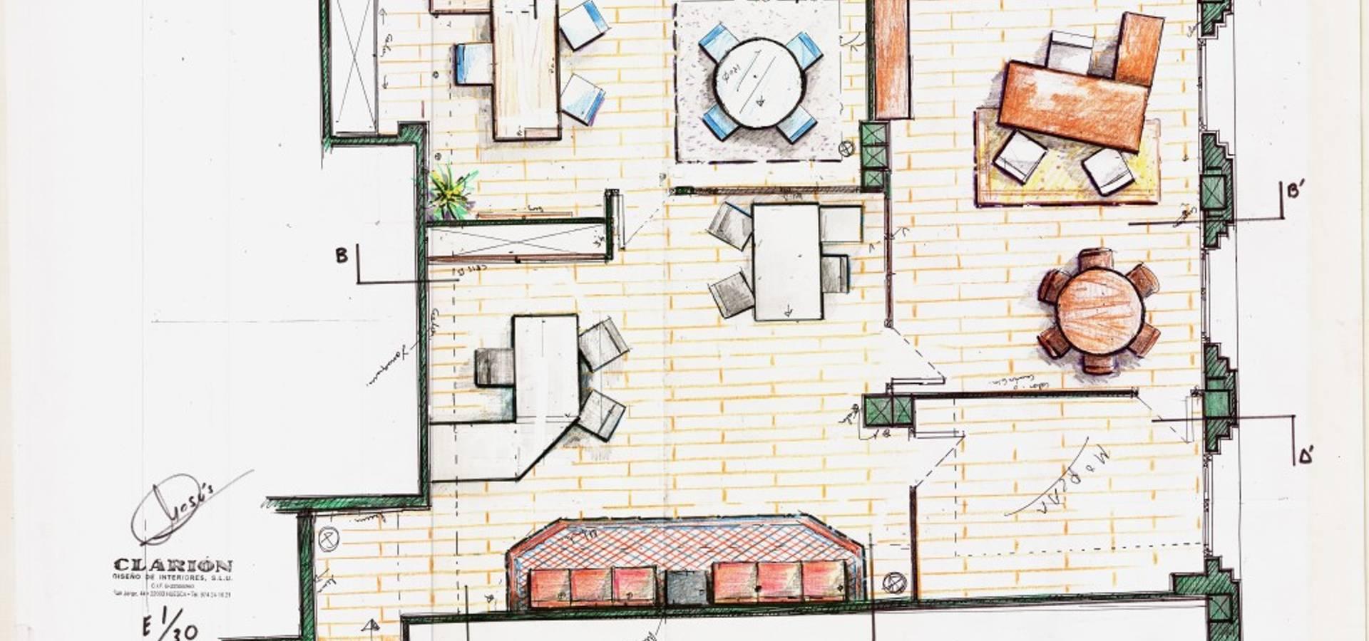 Clarion – acotrazio d'interiors S.L.U