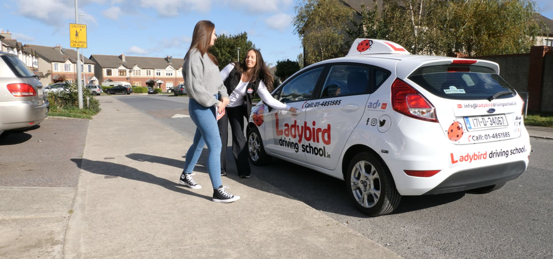 Ladybird Driving School Dublin