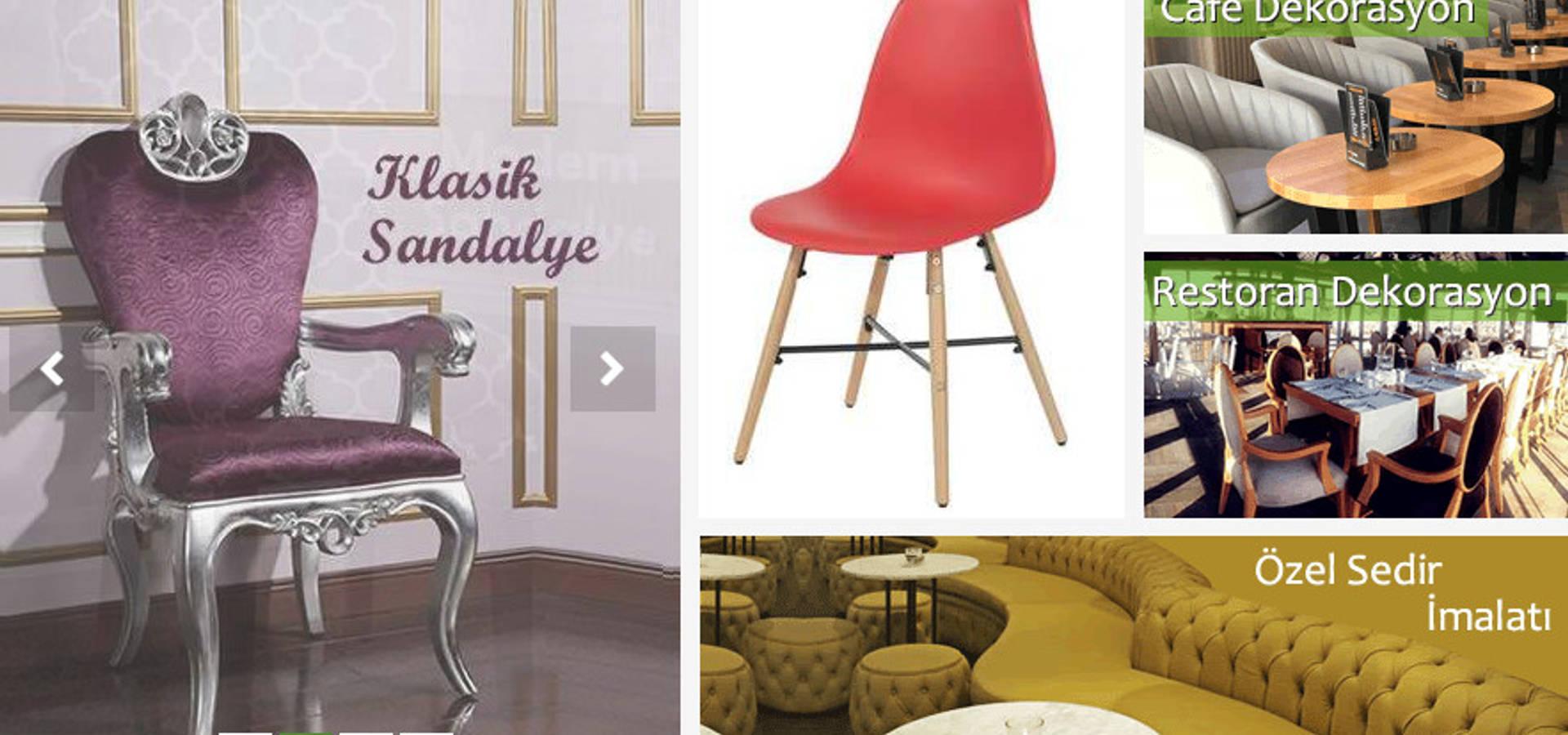 Sandalye Çeşitleri