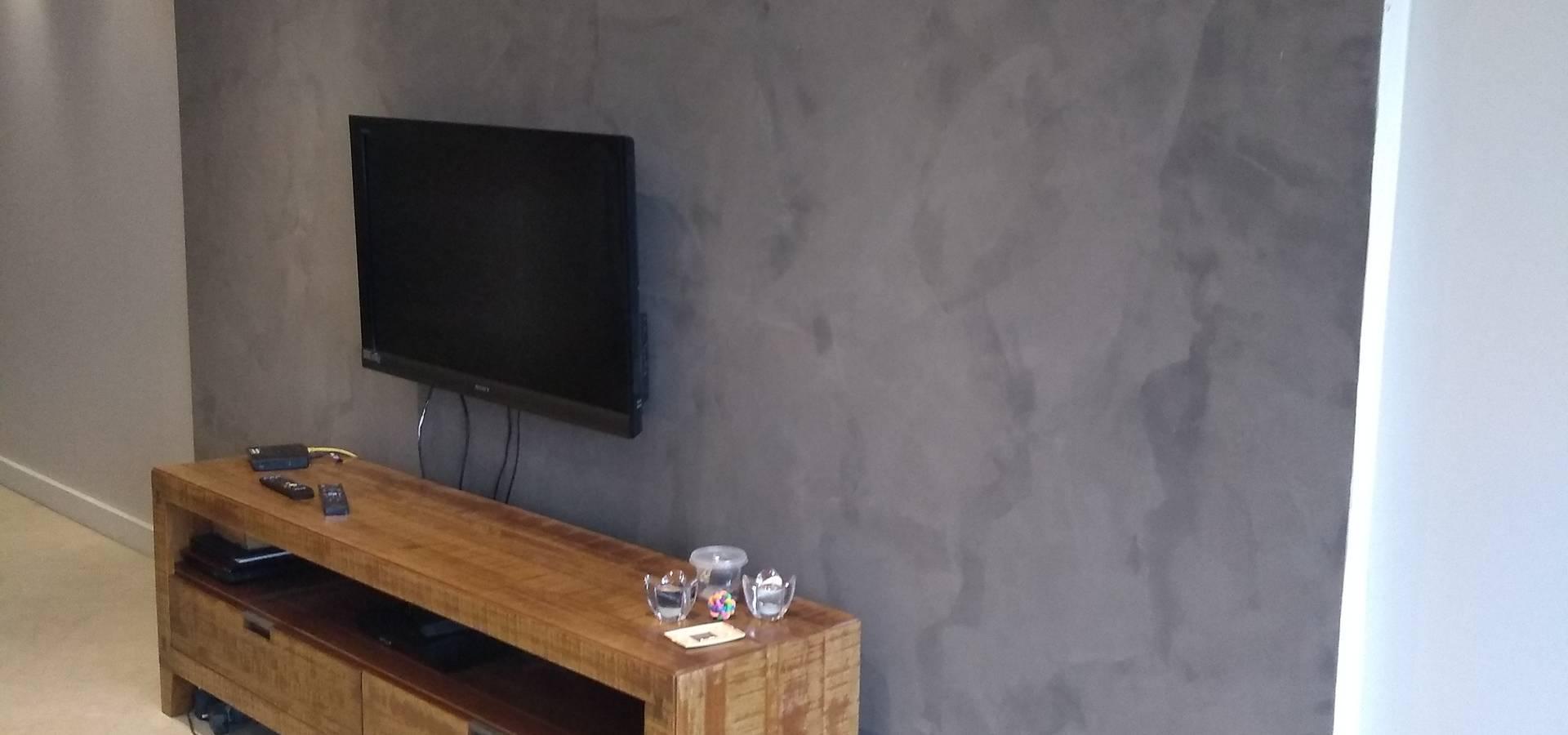 Mvs Pinturas/restauração e revestimento