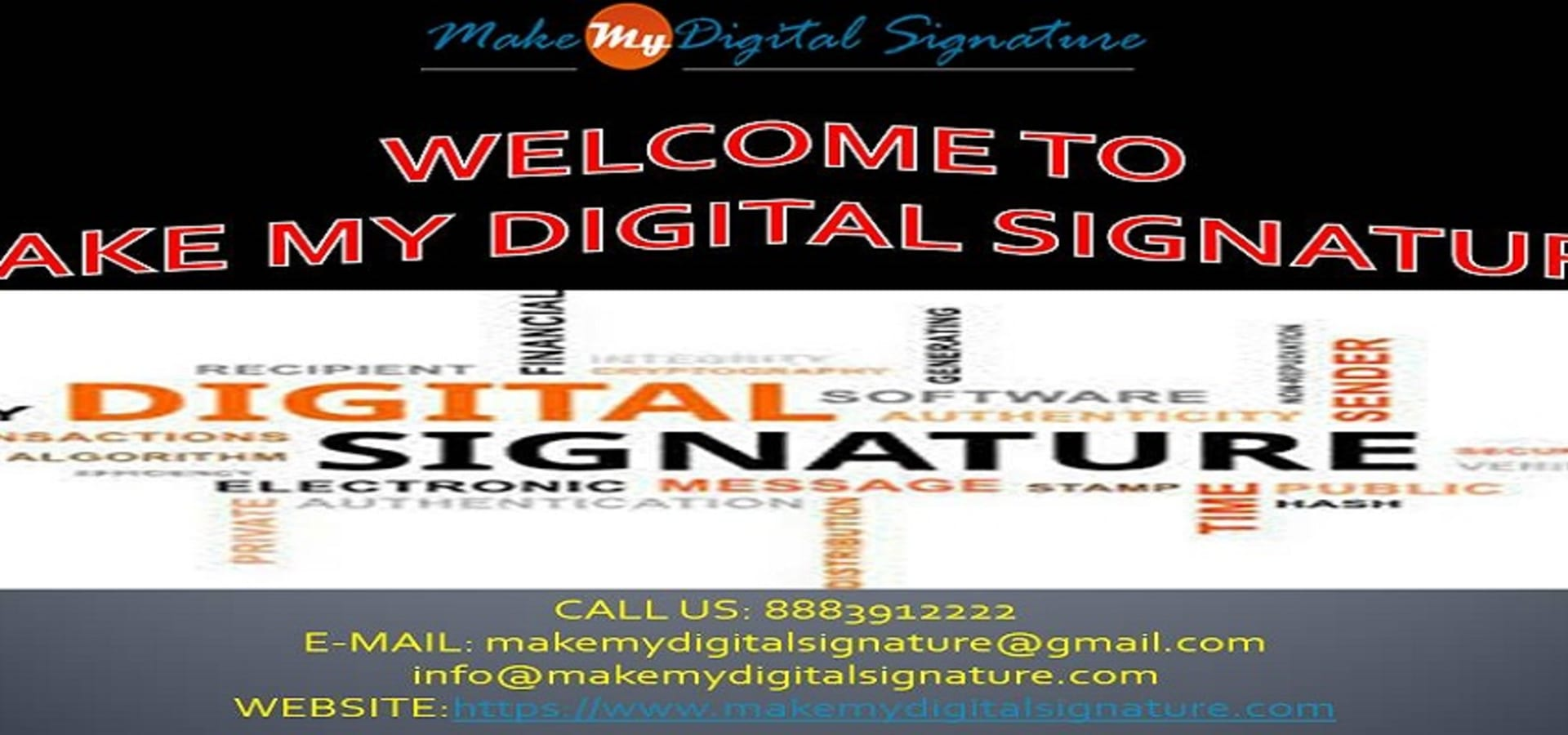 Make My Digital Signature
