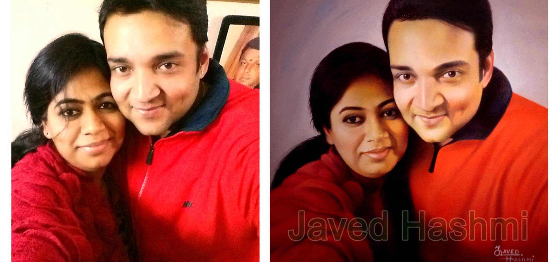 Javed Hashmi Paintings