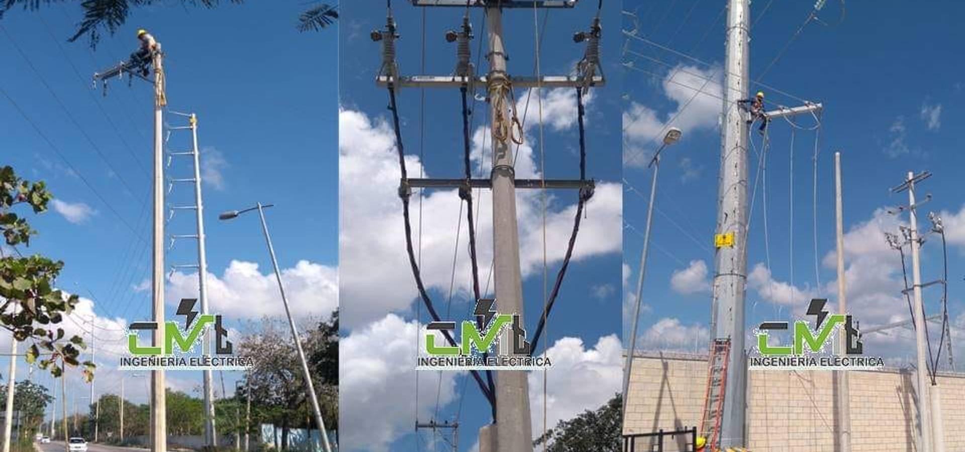 Instalaciones Eléctricas CMT