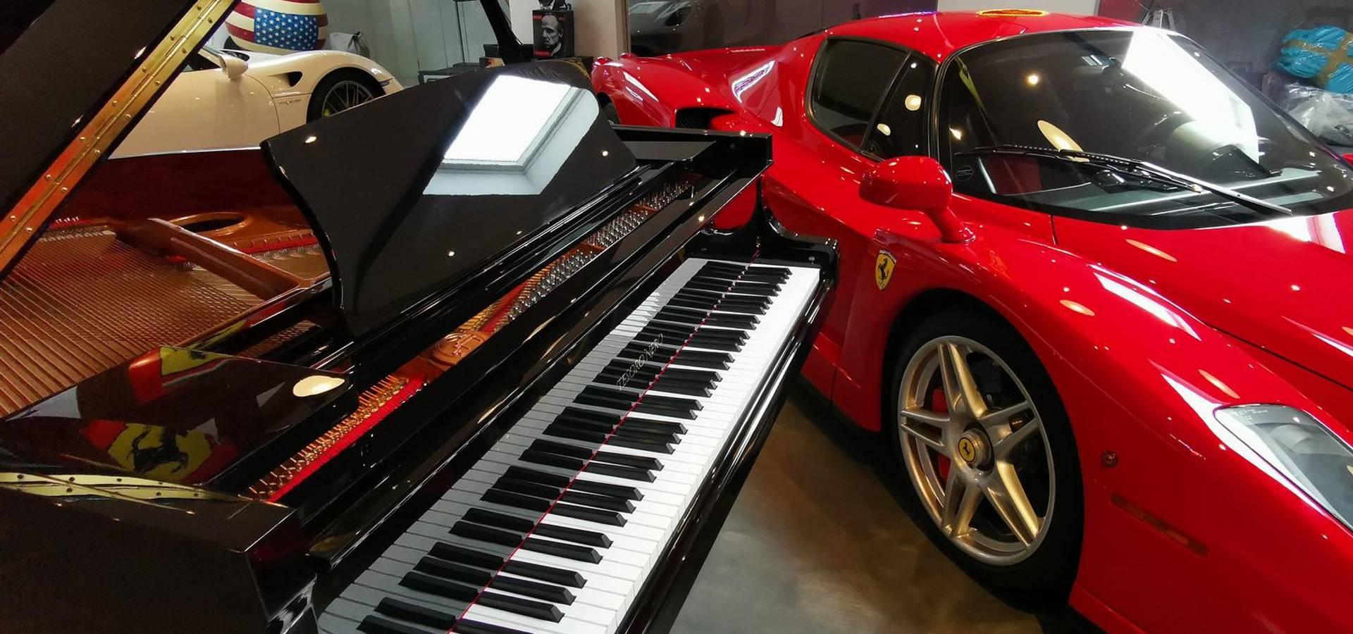 Tesoro Nero Piano Company