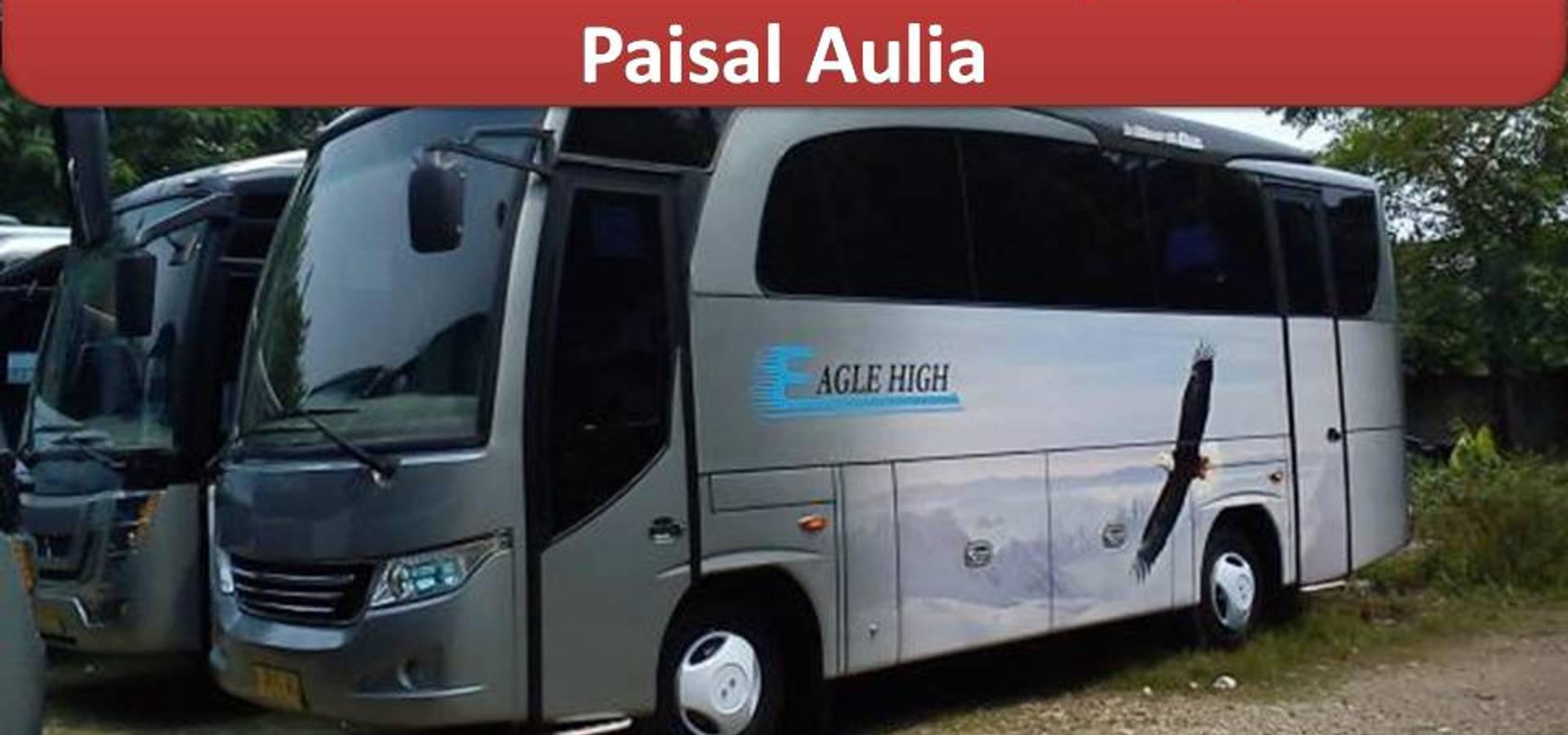 Sewa Bus Banjarmasin