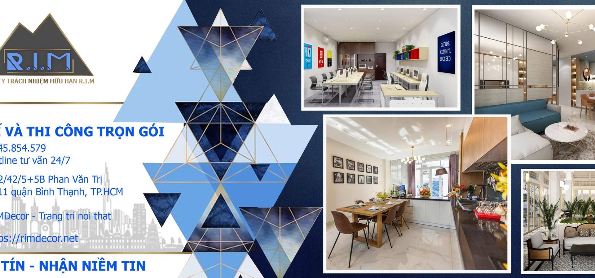 Công ty trang trí nội thất RIM Decor